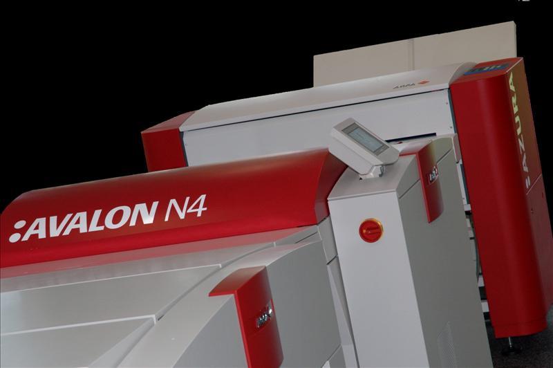 Naświetlarka Avalon N4 + Azura C95